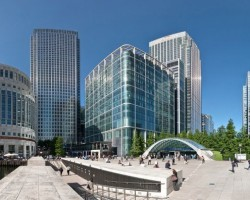 Canary Wharf & It's New Developments