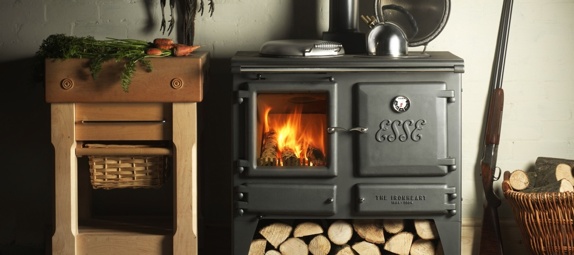 Saving Money With A Wood Burning Stove Housing Voice